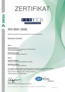 Zertifikat ISO 9001_2008B
